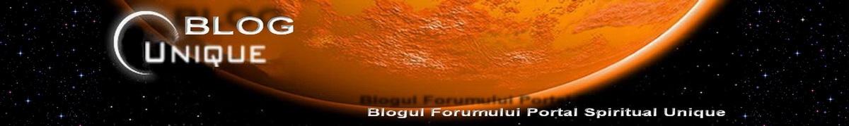 Blogul Forumului Portal Spiritual Unique